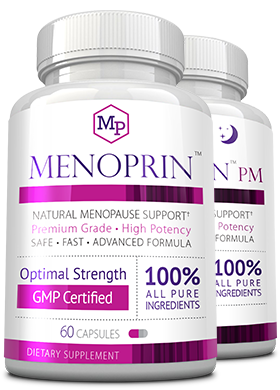 Menoprin Risk Free Bottle
